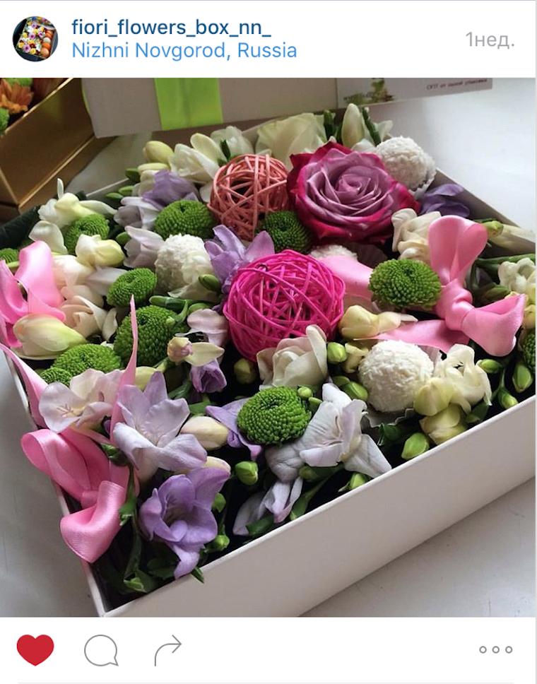 Цветы заказать нижний новгород